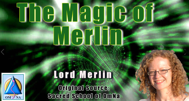 The Magic of Merlin by Lord Merlin