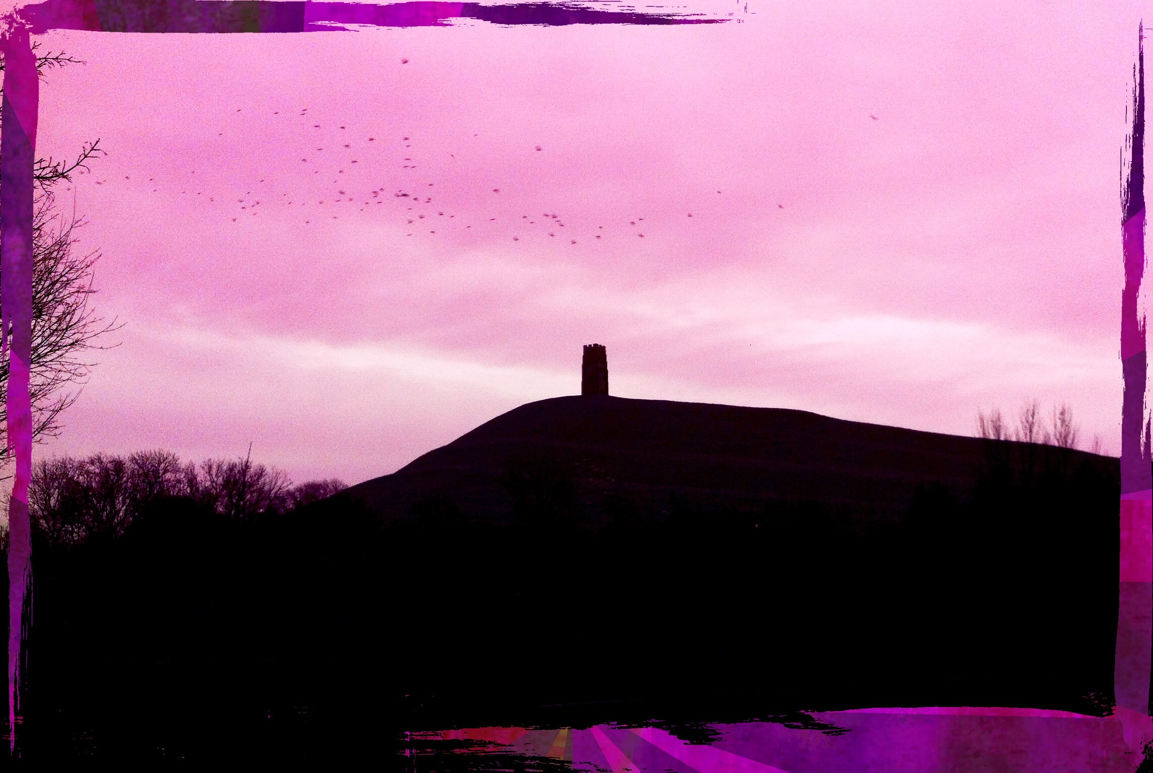 Glastonbury Tor Natalie Glasson OmNa School