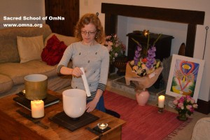 Rising of the Heart Chakra Glastonbury with Mary Magdalene and Natalie Glasson OmNa Channelled Workshop