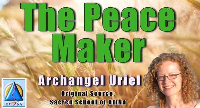 The Peace Maker by Archangel Uriel